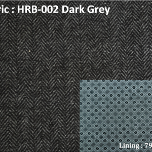 HRB-002 DK.Grey